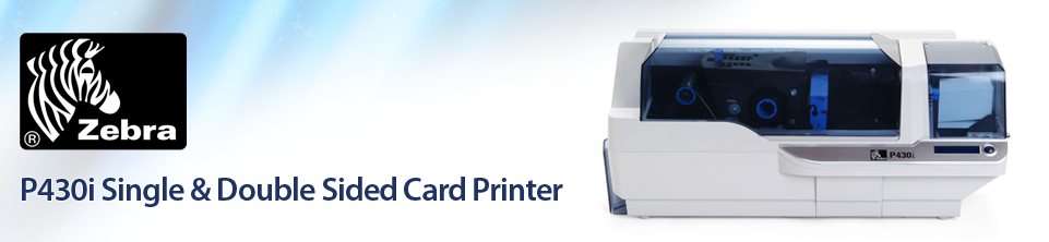 P430i Single & Double Sided Card Printer