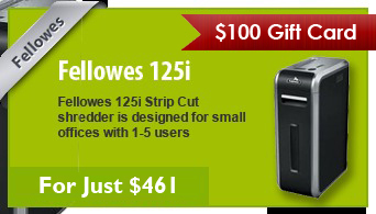 Fellowes Powershred C-325Ci Shredder