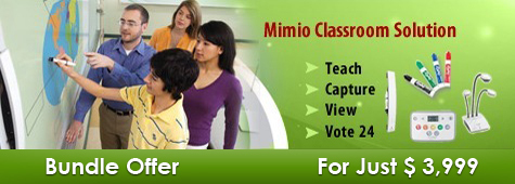MimioTeach Interactive System - Bundle Offer