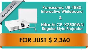 Panasonic + Hitachi - Bundle Offer