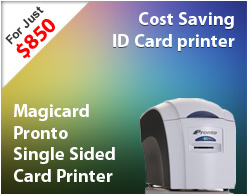 Magicard Pronto Single Sided Card Printer