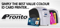 Pronto Card Printer