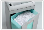Removable Shred Bin