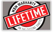 MBM Lifetime Warranty