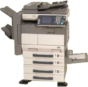 NEC IT3530D MultiFunction Printer-Scanner-Copier (Optional: Fax)