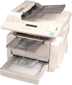 NEC NEFAX 671 MultiFunction Printer-Scanner-Fax