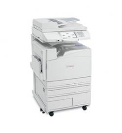 Lexmark X945e Multifunction Printer-Scanner-Copier (Optional: Fax)