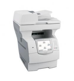 Lexmark X644e Multifunction Printer-Scanner-Copier-Fax