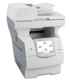 Lexmark X646e Multifunction Printer-Scanner-Copier-Fax