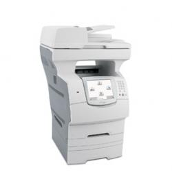 Lexmark X646dte Multifunction Printer-Scanner-Copier-Fax