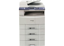 Panasonic DP-8020E Multifunction Printer-Scanner-Copier (Optional: Fax)