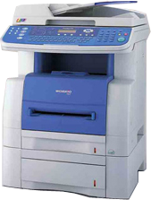 Panasonic DP-190 Multifunction Printer-Scanner-Copier-Fax