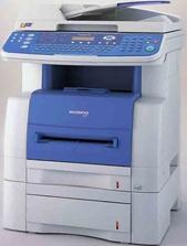 Panasonic DP-190 Multifunction Printer-Scanner-Copier-Fax