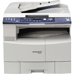 Panasonic DP-8016P Multifunction Printer-Copier