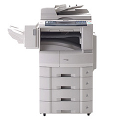 Panasonic DP-3030 Multifunction Printer-Copier (Optional: Scanner, Fax)
