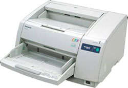 Panasonic KV-S3065CL Scanner