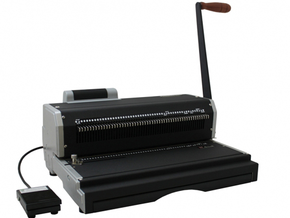 Akiles CoilMac-ER Plus Punch and Binding Equipment