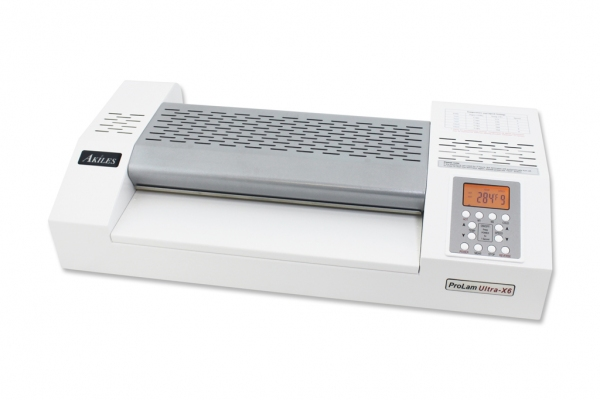 Akiles ProLam Ultra X-6 Professional Heated Roller Pouch Laminator