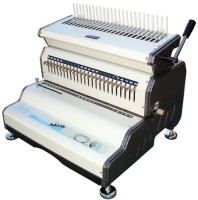Akiles CombMac-24E - Electric Comb Binding Equipment