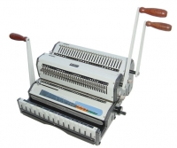 Akiles Wiremac-Duo 2:1 & 3:1 Wire Binding Machine
