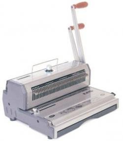 Akiles WireMac Wire Punch and Wire Closer Binding Machine - 3:1 Pitch