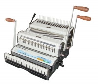 Akiles WireMac-Combo DuoWire & Comb Binding machine