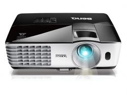 Benq 6 lbs DLP projector, SVGA, 2700 AL, 5000:1 CR, 3D Ready, HDMI USB Dsiplay & Reader, 2W speaker.