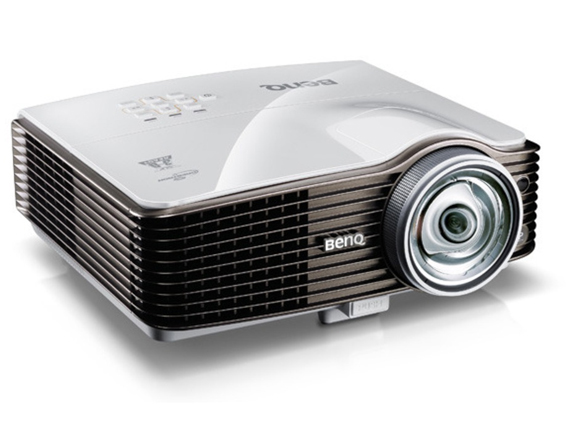 BenQ 7.5 lbs DLP 0.6 Short Throw Projector