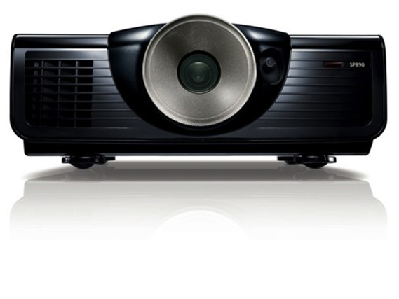 BenQ SP891  DLP Projector