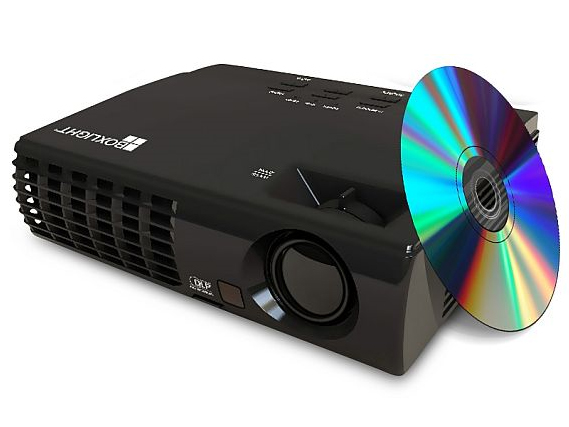 Boxlight TraveLight3 Ultra Portable Multimedia Projector