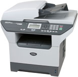 Brother DCP 8060 Laser Multifunction Printer-Copier-Scanner