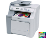 Brother DCP 9040CN Color Laser Multifunction Printer-Copier-Scanner