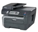 Brother MFC 7840W Laser Multifunction Printer-Scanner-Copier-Fax