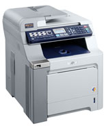 Brother MFC 9440CN Laser Multifunction Printer-Scanner-Copier-Fax