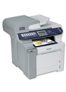 Brother MFC 9840CDW Laser Multifunction Printer-Scanner-Copier-Fax