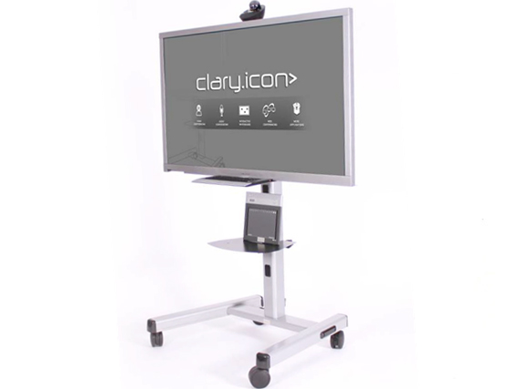 Clary Icon Interactive Collaboration Display