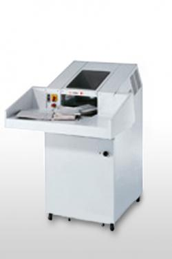 Clary 4000X Industrial Cross Cut Paper Shredder