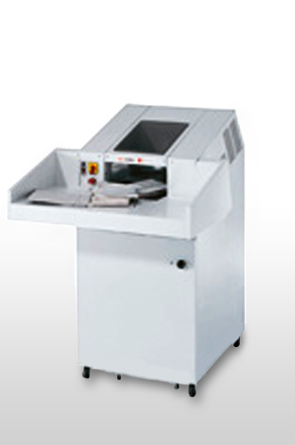 Clary 4000X Industrial Cross Cut Paper Shredder