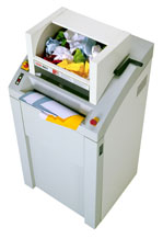 Clary 4500X Industrial Cross Cut Paper Shredder