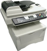 Kyocera CopyStar CS-2050 MultiFunction Printer-Copier (Optional: Scanner, Fax)