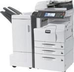 Kyocera CopyStar CS-5050 MultiFunction Printer-Scanner-Copier