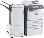 Kyocera CopyStar CS-C2525E MultiFunction Printer-Scanner-Copier (Optional: Fax)