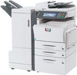 Kyocera CopyStar CS-C3225E MultiFunction Printer-Scanner-Copier (Optional: Fax)