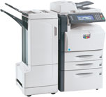Kyocera CopyStar CS-C3232E MultiFunction Printer-Scanner-Copier (Optional: Fax)