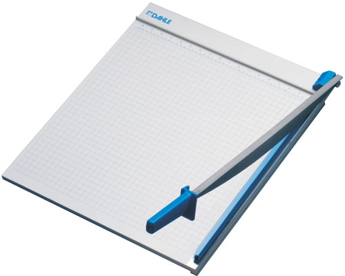 Dahle 124 Professional Guillotine 10 Sheets Capacity Cutter