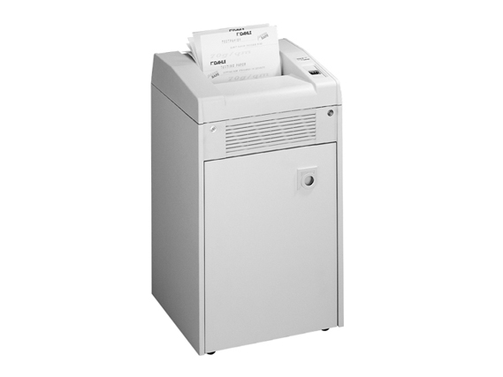 Dahle 20506 Office Strip Cut Paper Shredder