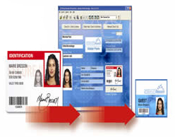 Datacard Visitor Manager ID Software