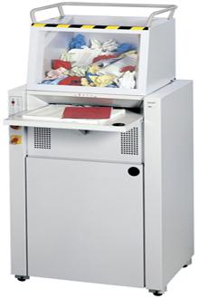 MBM Destroyit 4605CC Industrial Cross Cut Paper Shredder