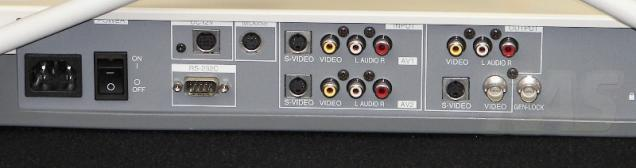 Elmo EV-4400AF Analog Visual Presenter