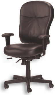 Eurotech 4x4 XLE High Back Leather Executive Chair - LM5080